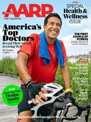 AARP Health Wellness Cover