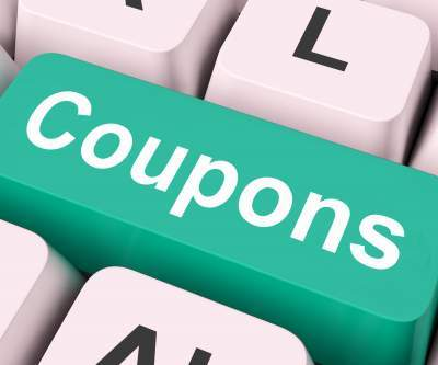 Coupon codes online shopping