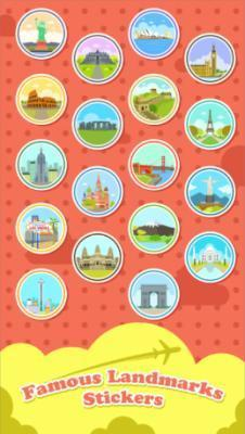 World Travel Landmarks app